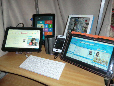 Multimonitablet